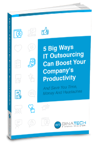 A detailed guide book on how IT outsourcing can boost business productivity.