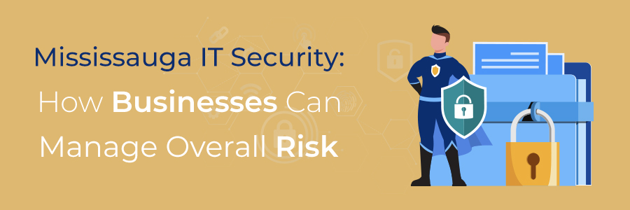 Mississauga IT Security – How Businesses Can Manage Overall Risk